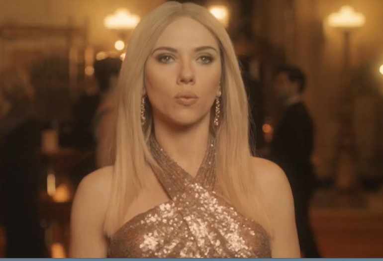 Scarlett Johansson es Ivanka Trump en Saturday Night Live